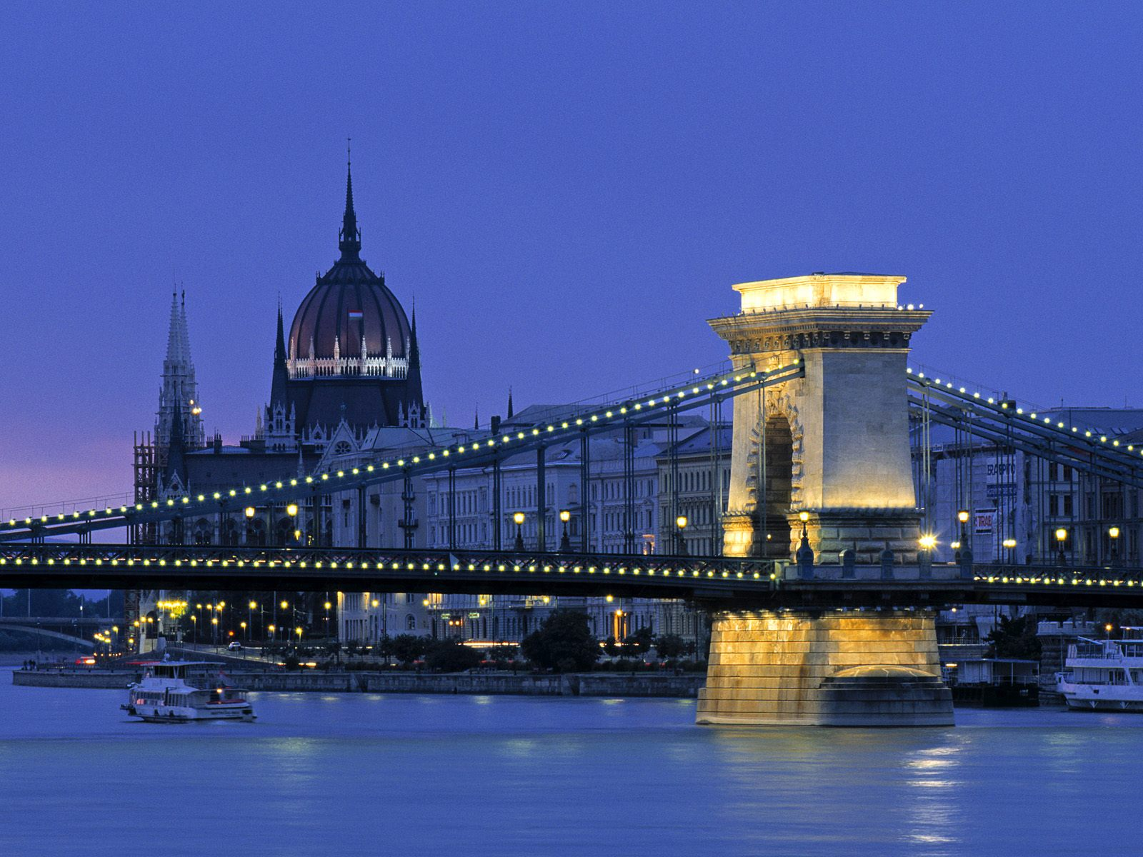 Budapest - The Capital Of Hungary