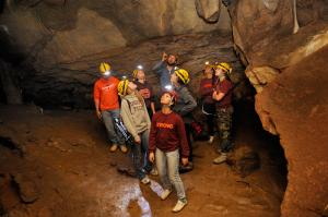 Caving Tour Under Budapest Packages